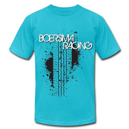 Boersma Racing 2013 Athletic Fit T-Shirt - Men's Fine Jersey T-Shirt
