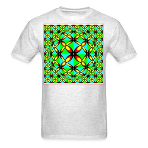 Flowers On The Wall - Men's T-Shirt