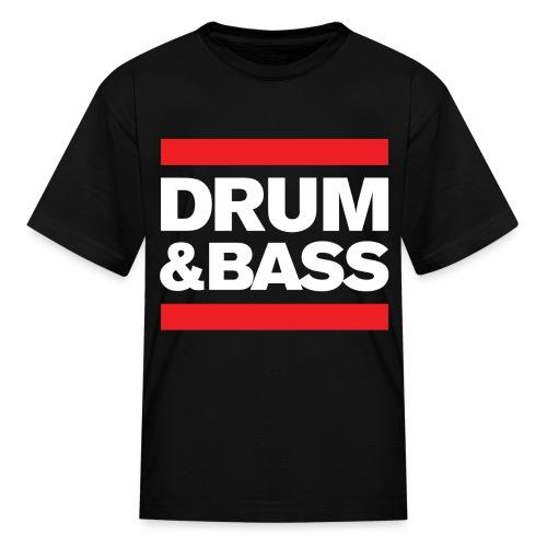 Run DNB T Shirt - Kids' T-Shirt