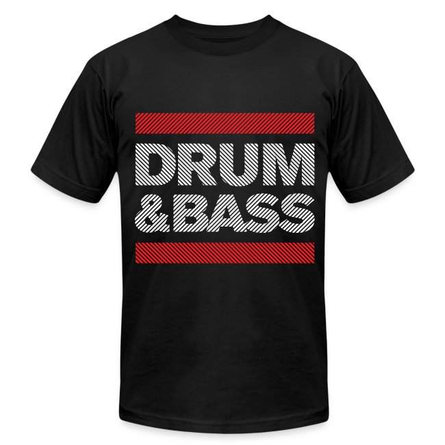 Run DNB T-Shirt (Striped)