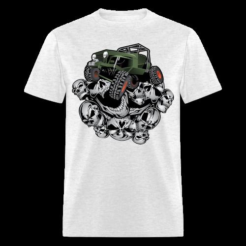 Grim Jeep - Men's T-Shirt