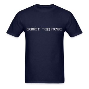 GamerTagNews-You've Just Been Tagged-Tshirt - Men's T-Shirt