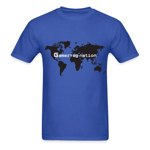 GamerTag Nation - Men's T-Shirt