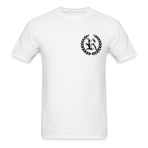 R Wreath Tee - Men's T-Shirt