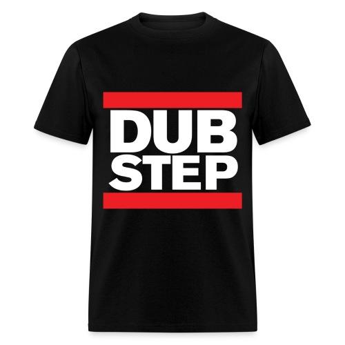 Run Dubstep Shirt - Men's T-Shirt