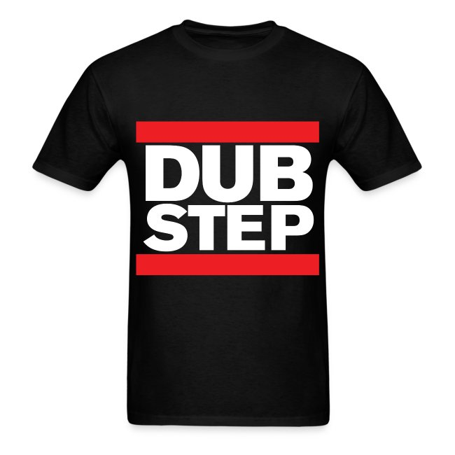 Run Dubstep Shirt