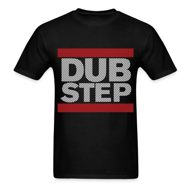 Run Dubstep Shirt (Striped)