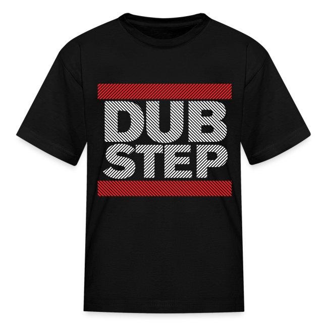 Run Dubstep Shirt (Striped)