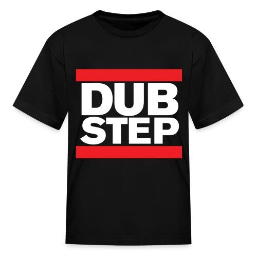 Run Dubstep Shirt - Kids' T-Shirt