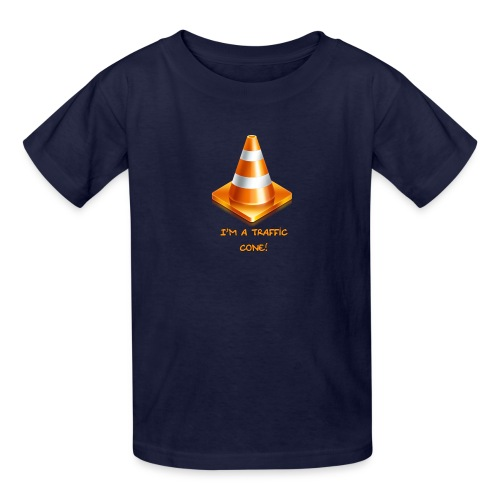 Kid's traffic cone T-Shirt - Kids' T-Shirt