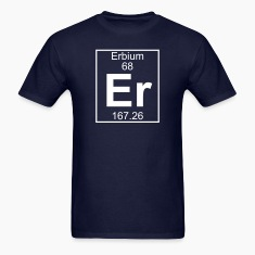Element 68 - Er (erbium) - Full T-Shirts