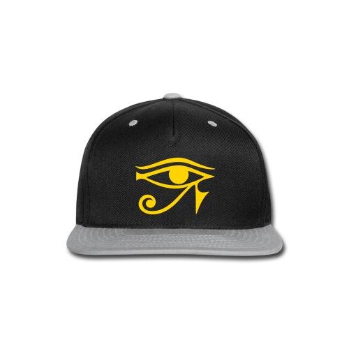 Eye Hat - Snap-back Baseball Cap