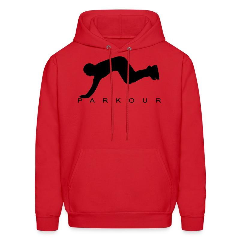 Parkour hoodies