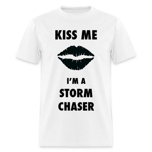 Men's Kiss Me - Men's T-Shirt