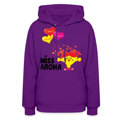 Women's Hoodie - tiki,t-shirts,symbol,new zealand,kiwi,icon