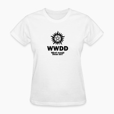 What Would Dean Do? - Supernatural - Winchesters Women's T-Shirts