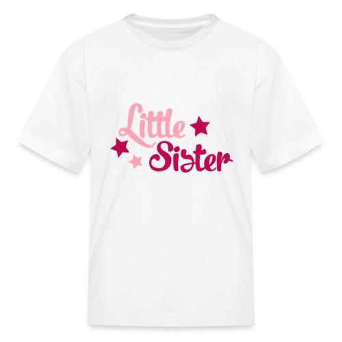 t-shirt little sister - Kids' T-Shirt