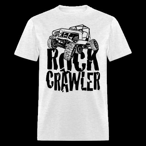Rock Crawling Jeep - Men's T-Shirt