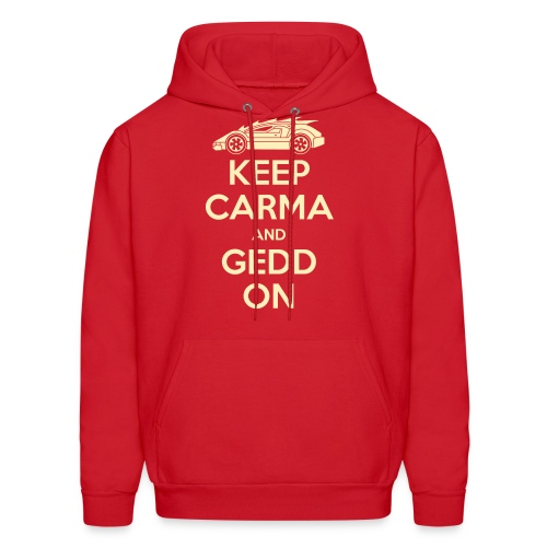 Keep Carma - Men's Hoodie