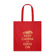 Bags & backpacks ~ Tote Bag ~ Keep Carma