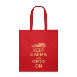 Keep Carma - Tote Bag