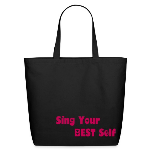 Best Self Tote - Eco-Friendly Cotton Tote