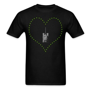 From Arty With Love - Men's T-Shirt