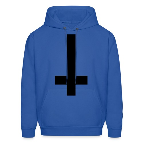 cross jumper - Men's Hoodie