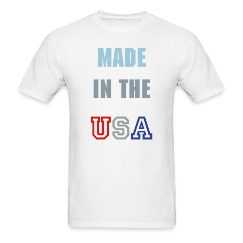 Made in the USA Tee- Men's - Men's T-Shirt