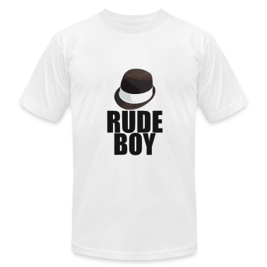 Rude Boy T-Shirts