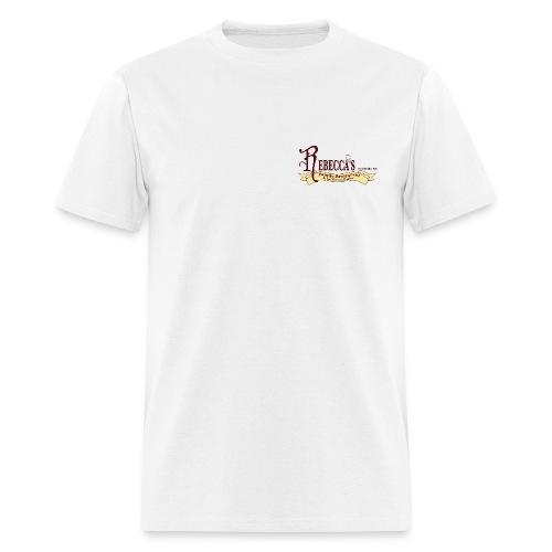 Small Logo Rebecca's - Men's T-Shirt