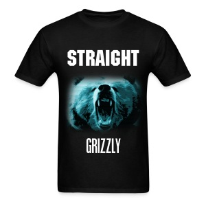 Straight Grizzlayyy Tee - Men's T-Shirt