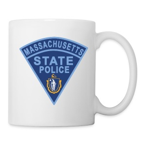 Massachusetts State Police Mug - Coffee/Tea Mug