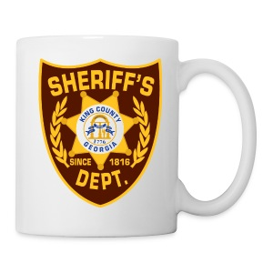 King County Sheriff Mug - Coffee/Tea Mug