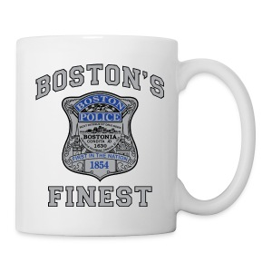Boston's Finest Mug - Coffee/Tea Mug