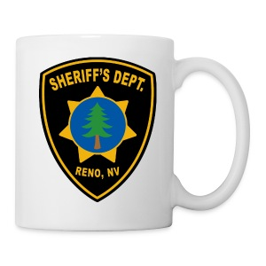 Reno Sheriff's Dept. Mug - Coffee/Tea Mug