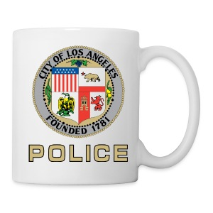 LAPD Mug - Coffee/Tea Mug