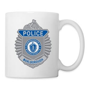 Marlborough Police Dept. Mug - Coffee/Tea Mug