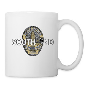LAPD Southland Mug - Coffee/Tea Mug