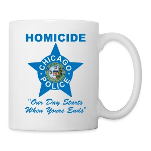 Chicago Police Mug - Coffee/Tea Mug