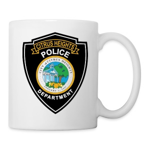 Citrus heights Police Mug - Coffee/Tea Mug