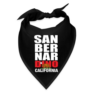San Bernardino california - Bandana