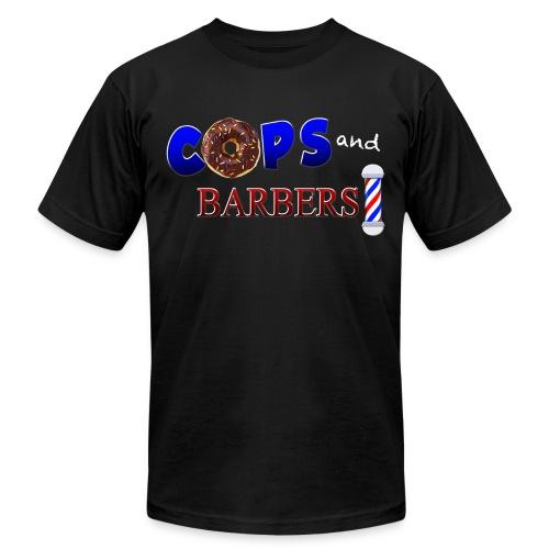 Cops and Barbers Shirt - Men's Fine Jersey T-Shirt