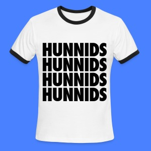 Hunnids T-Shirts - Men's Ringer T-Shirt