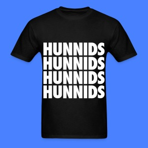 Hunnids T-Shirts - Men's T-Shirt