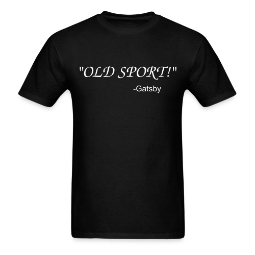OLD SPORT - Men's T-Shirt