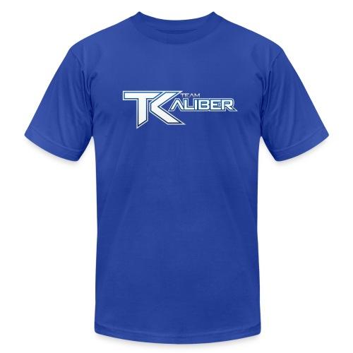 tK Team Icon Logo AMERICAN APPAREL - Men's Fine Jersey T-Shirt