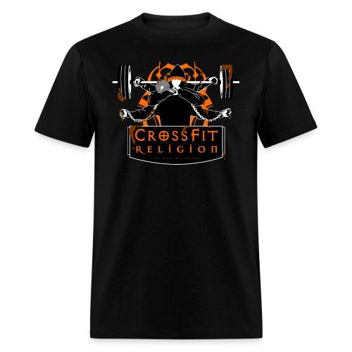 Mens Tough Mudder T - Men's T-Shirt