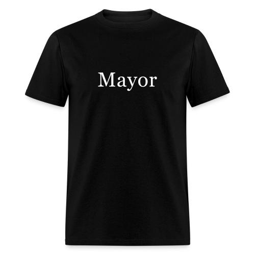 Mayor T-Shirt - Men's T-Shirt