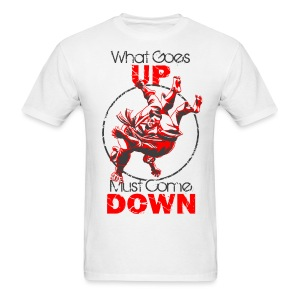 Judo What Comes Up - Men's T-Shirt